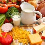 Топ-40 продуктов с высоким содержанием белка
