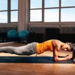 Простые упражнения для быстрого сжигания жира на животе у женщин
