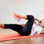 4 лучших упражнения для наружных косых мышц живота