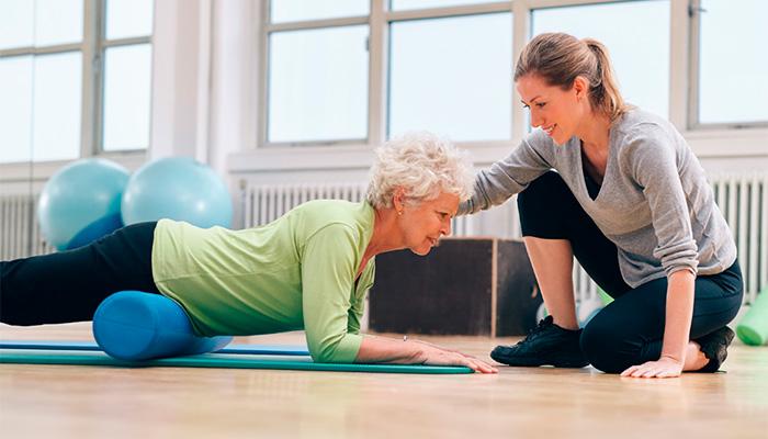 тренировка для пожилых