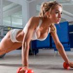 Как укрепить грудные мышцы и пресс, не поднимая веса