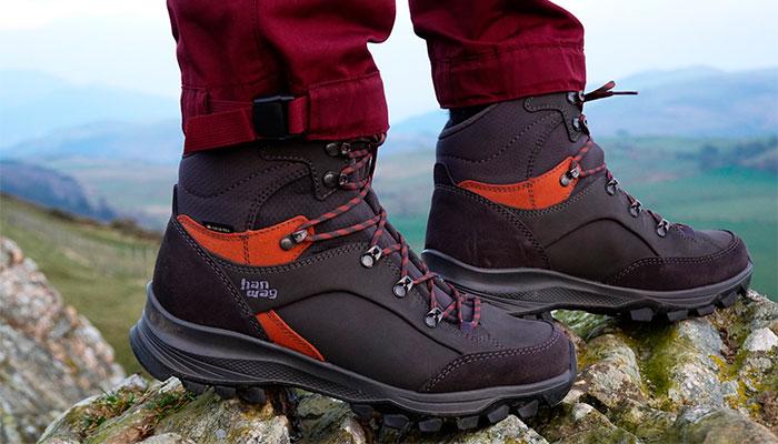 лучшие походные ботинки